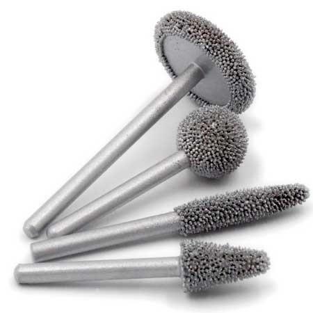 NeroForce Steel Shot Mikro-Werkzeug KIT, enthält: 990, 991, 992, 994