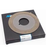 NeroForce Densolit Rotationsmesser 152 x 3mm, AH 50,8mm Keyway 6,3x6,5mm