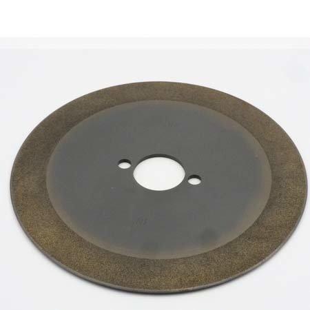 NeroForce Densolit Rotary Cutting Knife 180 x 3mm, AH 32mm 2 x Drive Holes 8.5mm