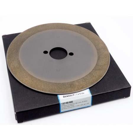 NeroForce Densolit Rotationsmesser 180 x 3mm, AH 32mm 2 x Drive Holes 8,5mm