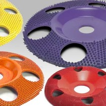 101mm Flat Disc with holes
