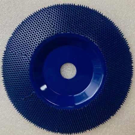 "Saburrtooth 127mm Flat Disc, 3/8"" - 24tread"