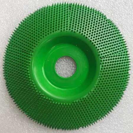 "Saburrtooth 178mm Flat Disc, 3/8"" - 24tread"