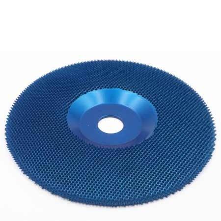Rubberhog 178mm SIDEWALL DISC, 22.2mm BORE
