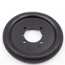 "8"" DONUT WHEEL, 60MM BORE with 4 Drive Holes MCM 120 (VERY COARSE9"