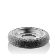 "6"" DONUT WHEEL, 50MM BORE, SSG 390 (COARSE)"