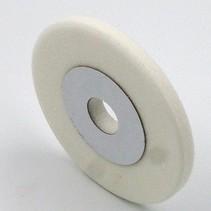 Keramik Schleifscheibe 75x7mm, Bohrung 14mm, Mischkörnung 60/80