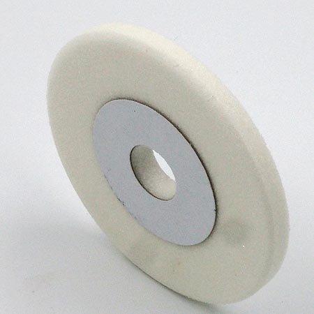 NeroForce Keramik Schleifscheibe 75x7mm, Bohrung 14mm, Mischkörnung 60/80