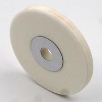 Keramik Schleifscheibe 100x10mm, Mischkörnung 60/80