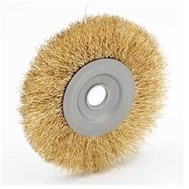 Brush (Brass coated) 100 x 15mm