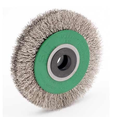 SIT Brush (INOX) 100x15mm, AH 28mm, (0.30mm)