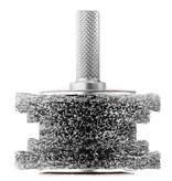 SIT U-Profil Bürste (Stahl) 60/40 x 30 mm, Schaft 10 mm