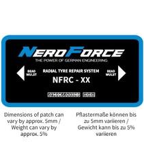 Radialpflaster - Leicht-LKW und LKW - Chemical Cure Type