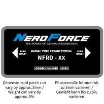 Radialpflaster - Leicht-LKW und LKW - Dual Cure Type