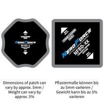 Diagonalpflaster - Leicht-LKW und LKW - Dual Cure Type