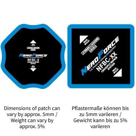 NeroForce Diagonalpflaster - OTR - Chemical Cure Type - 5 Lagen