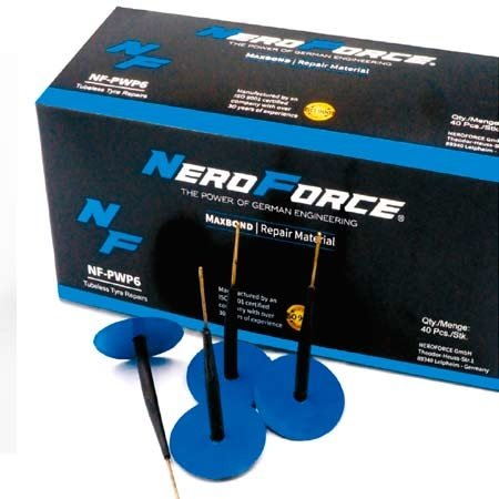 NeroForce NF Pilot wire patch plug, Box of 40