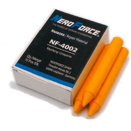 NeroForce Wachsmarkierungsstifte, VPE 10 pro Schachtel