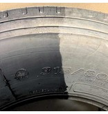 NeroForce New Tyre Paint - 25 kg Bucket (New improved formula)