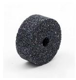 NeroForce Schwarze Keramik Schleifscheibe 50x20mm, Bohrung 10mm, Mischkörnung 24/30