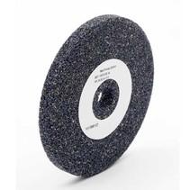 Schwarze Keramik Schleifscheibe 100x10mm, Bohrung 14mm, Mischkörnung 24/30