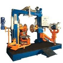 Automatische Rau-Maschine mit Bürsten Einheit