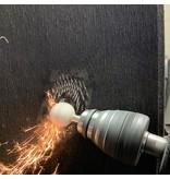 NeroForce Ceramic Ball 20mm, Grit 60, Shaft 6mm