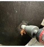 NeroForce Keramik Kegelrauer A1 20x63mm, Shaft 6mm