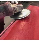 NeroForce Steel Shot Flachscheibe Ø175mm, AH 22mm