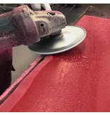NeroForce Steel Shot Flat Disc Ø175mm, AH 22mm