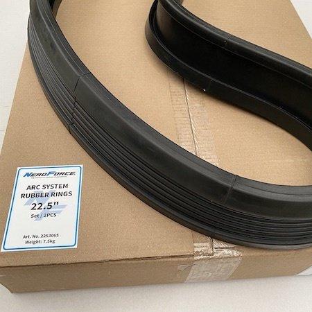 NeroForce ARC-SYSTEM - Rubber Sealing Rings, Set/2PCS