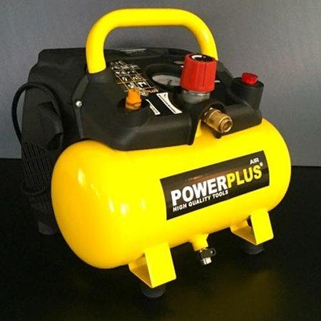 LUWIREP® Minikompressor für pneumatische Austragegeräte