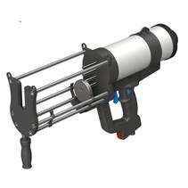 Discharging device-1500P (pneumatic)