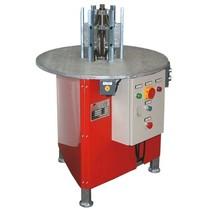 Maschine für das Austauschen der Gummigürtel