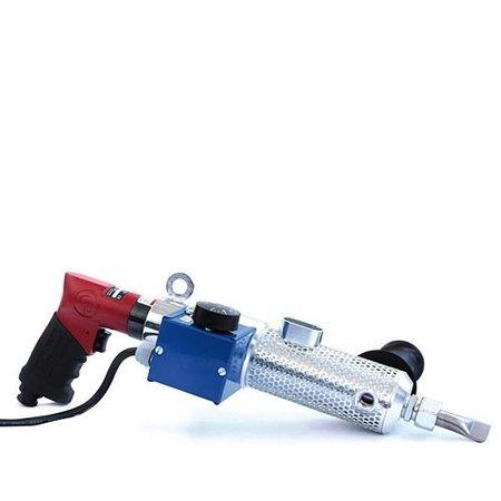 EXTRUDER GUN NORMAL, 15kg/h, 0-120C, 400 Watt Chicago Pneumatic, 220V/110V