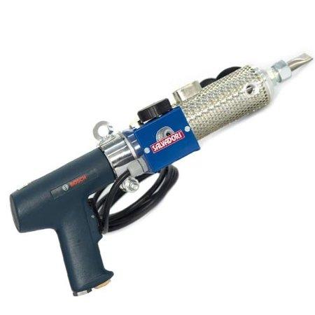 Salvadori/Bosch EXTRUDER GUN NORMAL, 18kg/h, 0-120C, 550 Watt Bosch, 220V/110V