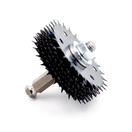 Adapter for R5/R6 Rasp / NV11 - Ø 13mm