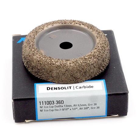 NeroForce Densolit Eco-Cup   Ø65x 13mm, AH 9.5mm