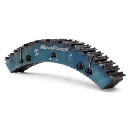 NeroForce NF 4-20, 28 Klingen/Satz - VPE: 30 Satz/Box I