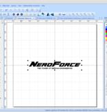 NeroForce NF-LM1600 Tyre Laser-Marker - Mono Rail Version