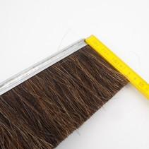 Strip Brush L = 1000 mm x 10 mm, H90mm (Horse Hair)