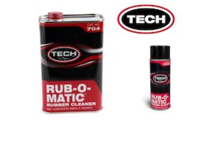 RUB-O-MATIC Gummireiniger