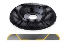 Angle Grinder Dish Wheels