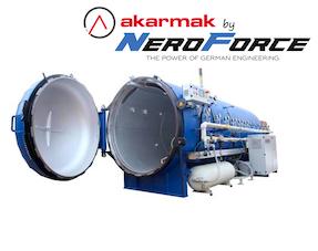 AKARMAK Retreading Equipment