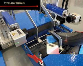 NEROFORCE Reifen-Lasermarkierer