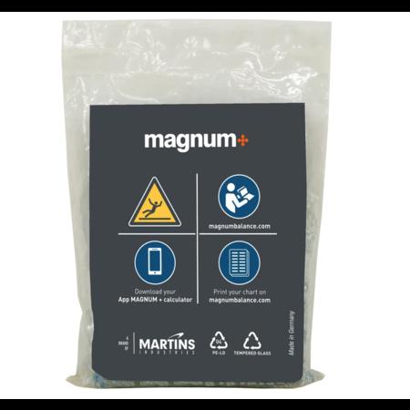 Martins Industries MAGNUM + Kartonverpackt 12 Tüten (370g)