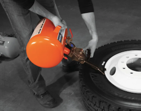 Tyre Booster