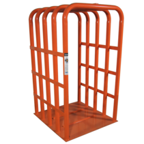 OTR Tyre inflation safety cage