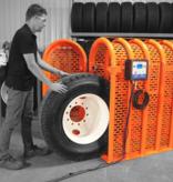 Martins Industries Reifenfüllkäfigsatz – Vollständiges Kit - 6-Rohre