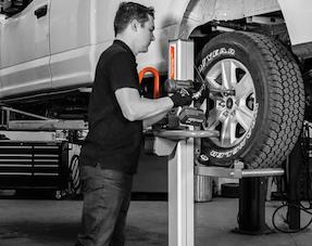 Tyre Handling